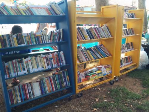 ספרייה ניידת